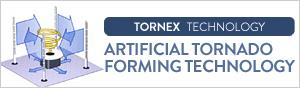 ARTIFICIAL TORNADO FORMING TECHNOLOGY